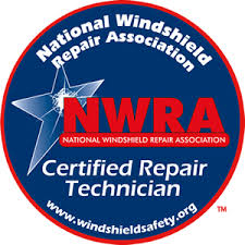 National Windshield Repair Assoc. Certified Technician